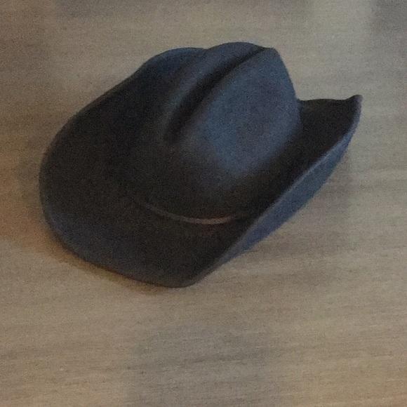 fb4fa245f83 JAXON Accessories - JAXON black wool felt hat (XL)